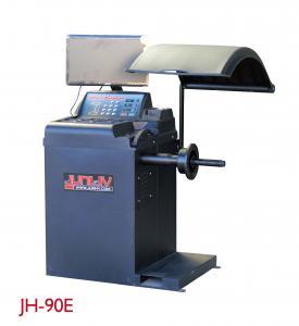 China High Precision Wheel Balancing Machine Foot Brake Positioning Motor 0.25kw on sale