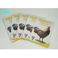 Buy cheap Kraft Paper Food Vacuum Seal Bags , Three Side Seal Pouch For Poultry Food Packaging from wholesalers