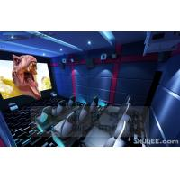 Wholesale 9 Seats 5D theater With Genuine Leather Motion Theater Chair from china suppliers