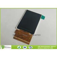 Buy cheap 300cd/m² Brightness IPS LCD Screen 2.4 Inch 240x320 MCU 8 / 16 Bit High Accuracy from wholesalers