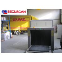 Buy cheap 1.2Kw Security Checkpoint Baggage And Parcel Inspection System For Special Events Location from wholesalers