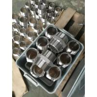 Buy cheap Stainless Steel Forged Fitting , ASME B16.11 ,  MSS SP-79 , And MSS SP-83 , NPT , SW from wholesalers