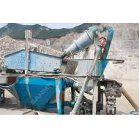 Buy cheap High Efficiency Sand Collecting System , Sand Washing System Little Dust from wholesalers