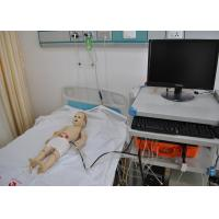 Buy cheap Intelligent ACLS Baby First Aid Manikins with BVM for Hospitals , Colleges Training from wholesalers