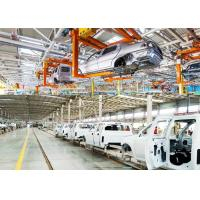 Buy cheap Vehicle Assembly Line Automotive Manufacturing Equipment Business Partners from wholesalers