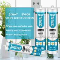 Buy cheap Customized Color Ms Sealant Pure Epoxy Material Cartridge Packaged from wholesalers