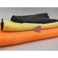 Buy cheap Solid Beautiful Design Coral Fleece Towel from wholesalers