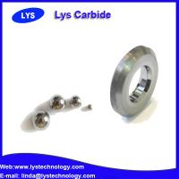 Buy cheap tungsten carbide ball valve,grinding ball valve seat,customize valve,valve ring,carbide sealing ring,Gate Valves from wholesalers