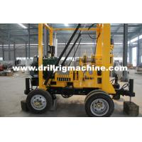 Buy cheap Tractor Mounted Water Well Drilling Equipment With Full Hydraulic System 30 - 1050 r/Min Rotary Speed from wholesalers