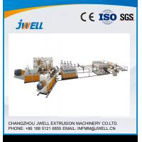 Buy cheap Plastic Foam Board WPC Extrusion Line Long Service Life Effortlessly Simply Mounting from wholesalers