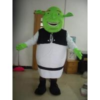 Wholesale Adult Shrek Mascot Costumes from china suppliers