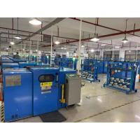 Buy cheap High Precision Copper Wire Bunching Machine With Low Carbon Steel Body product