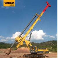 Buy cheap yuchai YC260R Rotary drilling rig from wholesalers