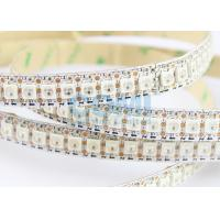 Buy cheap Multi Function Individually Addressable RGB LED Strip Lights Internal WS2812B WS2811 IC from wholesalers