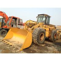 Buy cheap used Caterpillar 966F wheeled loader for sale in Shanghai, CHINA from wholesalers