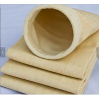 Buy cheap Thermal Stability Silo Industrial Filter Bags Polyamide P84 Dust Collection from wholesalers