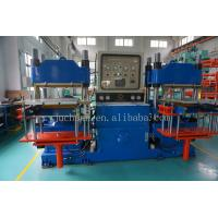 Buy cheap Big Medical Rubber Vulcanization Molding Machine Clamp Force 400 Ton from wholesalers