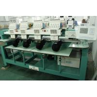 4 heads cap shirt embroidery machine Manufactures