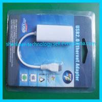 Buy cheap White 100Mbps Micro USB to Rj45 Adapter Cable from wholesalers