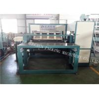 Buy cheap Waste Paper Egg Tray Machine , Pulp Moulding Plant Easy Operation 30000KGS from wholesalers