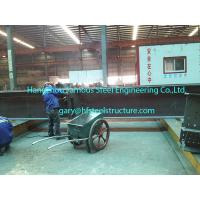 Buy cheap Fabricating Pre Engineered Commercial Steel Buildings With H Section Pillars / Beams from wholesalers