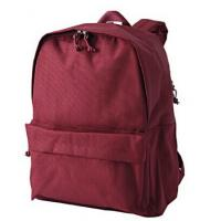 Wholesale Red Portable Fashion Waterproof Travel Backpack With Soft Rivet Bag from china suppliers