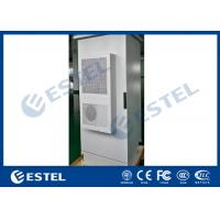 Buy cheap Sandwich Structure Outdoor Data Cabinet Air Conditioner Cooling IP55 19'' Rack from wholesalers