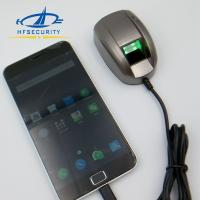 Buy cheap HF4000 Copetitive Price Portable Android USB OEM ODM Finger Scanner Readers from wholesalers