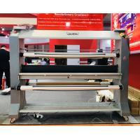 Buy cheap Full Automatic Cold Lamination Machine / hot and cold laminator role and role film laminating machine from wholesalers