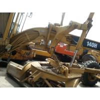 Buy cheap used 140H  CAT motor grader ,Original Paint Used 140H motor grader for sale from wholesalers