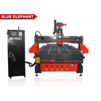 Automatic Tool Change 3d CNC Wood Router Syntec 6MB Control For Die Industry Manufactures