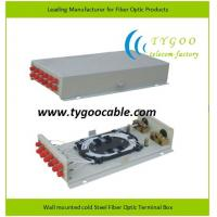 Fiber Optic Terminal Box-Adapter outlet  for FC adapters Manufactures