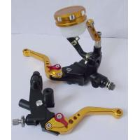 Wholesale CEM Motorcycle Spare Parts , Universal CNC Handle Lever For Honda / Yamaha from china suppliers