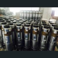 Buy cheap PP Nonwoven Ultrasound Plastic Welder , High Power Ultrasonic Transducer For Cup Mask from wholesalers