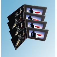 Buy cheap 155 x 87mm Screen LCD Video Greeting Card With 4C Color Printing Multifunction from wholesalers