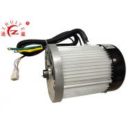 Buy cheap Powerful Electric Vehicle Motor 2KW 60V For Three Wheel Motorcycle / Rickshaw from wholesalers