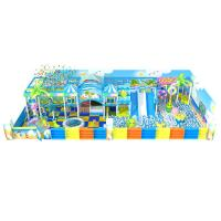 Buy cheap Indoor Playground Inflatable Amusement Park / Inflatable Water Park 30-100 Persons from wholesalers