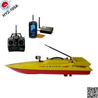 Buy cheap remote control  bait boat   HYZ-150A   fish finder fishing boat with bait casting from wholesalers