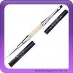 Buy cheap Doube Head Art Drawing Painting Gel Nail Brush Pen Kolinsky Hair Material from wholesalers