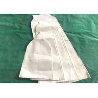 Buy cheap Dehydration Filter Press Fabric , Polyester Filter Cloth 18x57x114cm Dimension Stable from wholesalers