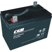 Buy cheap Maintenance Free Gel Cell Marine Battery 6V 200Ah Recycling Lead Acid Batteries from wholesalers