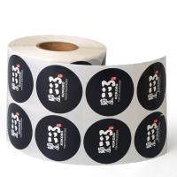 Wholesale Eco Friendly Waterproof Sticker Printing / Vinyl Sticker Printing from china suppliers