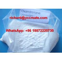 Buy cheap White Crystalloid Powder Oxandrolone/Anavar for Muscle Gaining CAS 53-39-4 from wholesalers