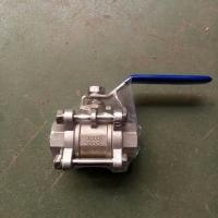 Buy cheap 2pc female thread ball valve pn16 dn50 stainless steel 304 price from wholesalers