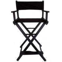 Wholesale Folding Director Aluminum Mac Makeup Chair Multi - Colour Easy Cleaning from china suppliers