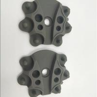 Buy cheap Soft Material Plastic Injection Molding Products Surface Finish Optional from wholesalers