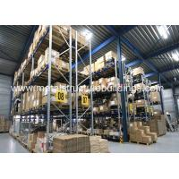 Wholesale Super Steel Structure Warehouse Storage Center / Temporary Steel Buildings from china suppliers
