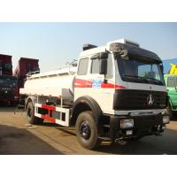 Buy cheap Fuel Tank Truck North Benz 4*2 Chassis from wholesalers