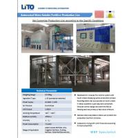 Buy cheap NPK Equipment, Automated / Semi-Automated Water Soluble Fertilizer Production Line, Powder from wholesalers