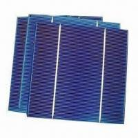 Buy cheap 156mm Poly Silicon Solar Cells with A Grade and High Efficiency from wholesalers